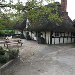 Thatched part of Pub