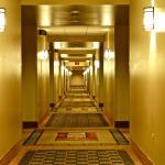 Indoor corridors