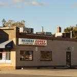 Melvindale Coney Island on a perfect fall day.