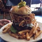 The 302 Burger