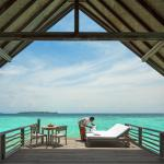 Loft Villa Private Sundeck in COMO Cocoa Island, Maldives