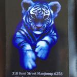 Blue Tiger Cafe