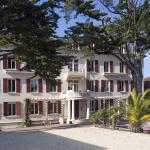 Hotel de la plage coté sud