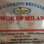 Wok of Milan Foto