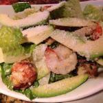 Insalata di Gambretti con Avocado