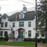 Old Town Hall Arts & Culture Centre, Main Street, Liverpool Nova Scotia