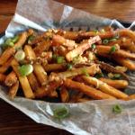 Garlic Fries - Delicious - Worth the Trip