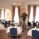 Dining room of Hadleigh Hotel, Eastbourne