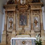 El Altar Mayor de la Iglesia de San Felice