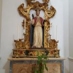 Un altar de la Iglesia de San Felice