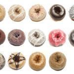 Donut variety!