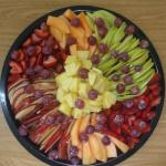 Assorted fruits Platter