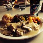 Thanksgiving dinner at Gypsy's