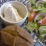 Vegan Cream Cheese & Potato