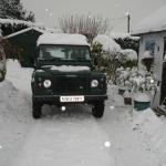 winter at Latchetts