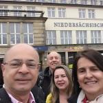 Niedersächsischer Hof Foto