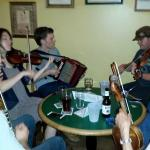 5 Nights of Traditional, Old Time, Bluegrass and Jazz.