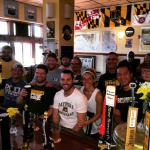 Friendly Atmosphere and Lots of Local Beer
