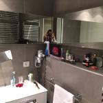 Banheiro limpissimo