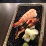 Charcoal Sushi Foto