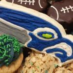 Specialty cookies and treats, Go Hawks!