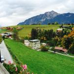 Beautiful leysin and beautiful resort..!!!