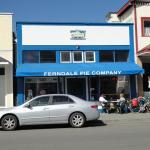 Ferndale Pie Co exterior