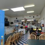 Ferndale Pie Co interior