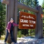 The Grill is one of the best places to eat in the lovely Grand Teton NP!