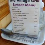 one of the menus