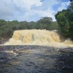 Cachoeira principal