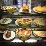 An amazing collection of deserts to choose from