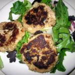 Mini Lump Crab Cakes w/ Dijon, Port & orange reduction