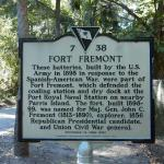 Ft. Fremont history