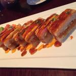 Kani Kani app and pizza roll were AMAZING! Mad max sushi roll was not one we would recommend :(