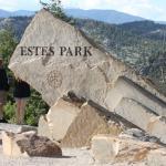 Entrance to Estes Park
