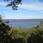 Mississippi River From Bluff Trail