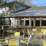 Outdoor Treetop Deck