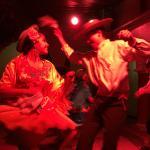 Bolivian dance evening