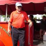 Hanford Fire Truck- Alber