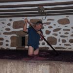 """Arthur bei der """"Weinpflege"""""""
