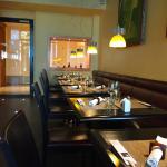 Tables at Miyako