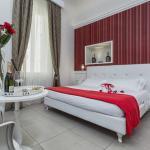 camera doppia Rosa Rossa
