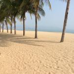 Dette er stranden ved Nha Trang og den er bare super