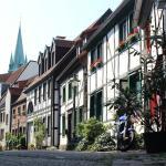 Altstadt in Lünen an der Lippe