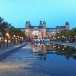 I AMsterdam I stayed with my family in yasmak comfort hotel between 23 and 27th September. The h
