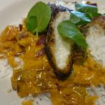 Monkfish Curry