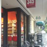 345 Caffe Italiano a good coffee shop
