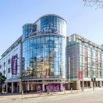 Premier Inn Nottingham City Centre (Chapel Bar) Hotel