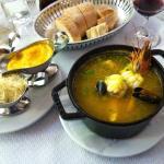 Die Fischsuppe